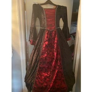 Other - Halloween vampire dress